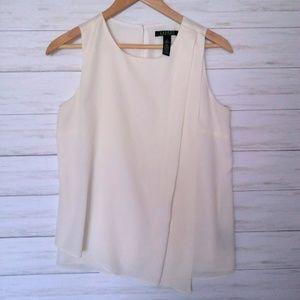 Lauren Ralph Lauren | Asymmetrical Dressy Tank